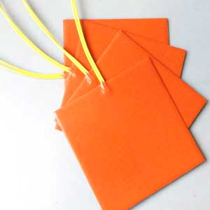 silicone element